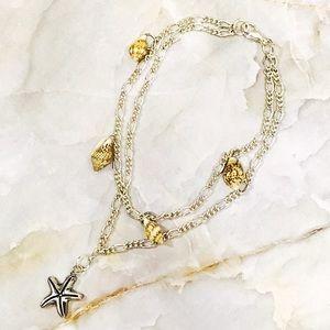 Jewelry - BOGO💫Beach Life Anklets